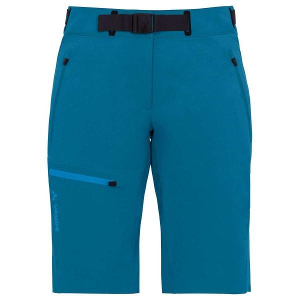 VAUDE Badile Shorts Damen Wanderhose kurz blau