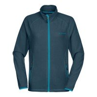 VAUDE Smaland Jacket Damen Fleecejacke grün
