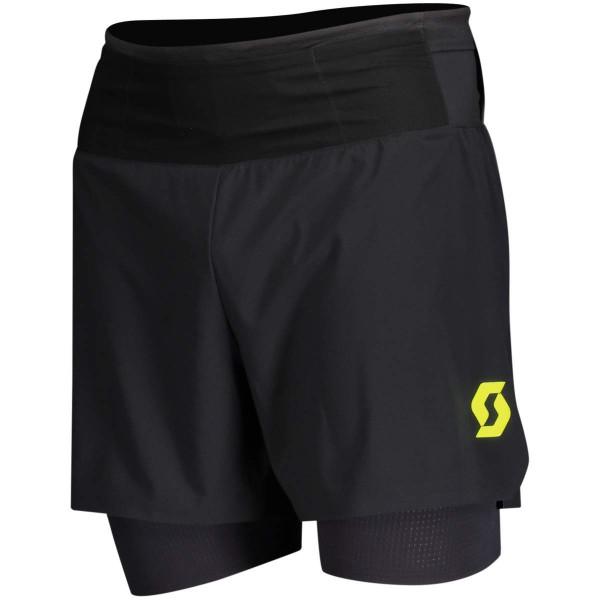 Scott RC Run Hybrid Shorts Laufhose schwarz