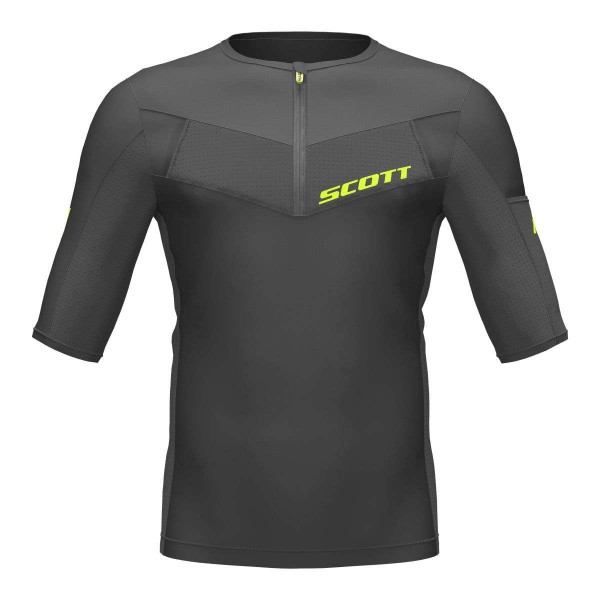 Scott RC Tech Run Shirt Funktionsshirt schwarz