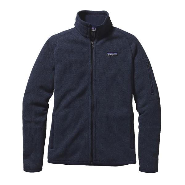 Patagonia Better Sweater Damen Fleecejacke blau