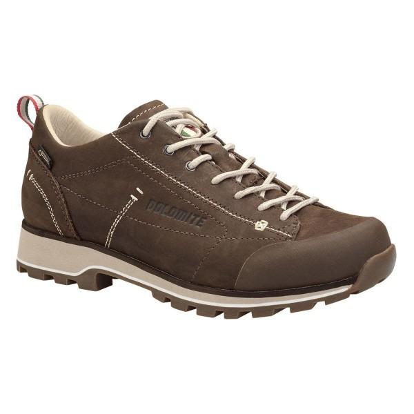 Dolomite Cinquantaquattro Low FG GTX Damen Sneaker braun