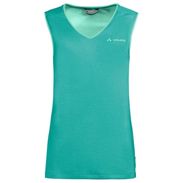 VAUDE Womens Essential Top Damen Funktionsshirt grün