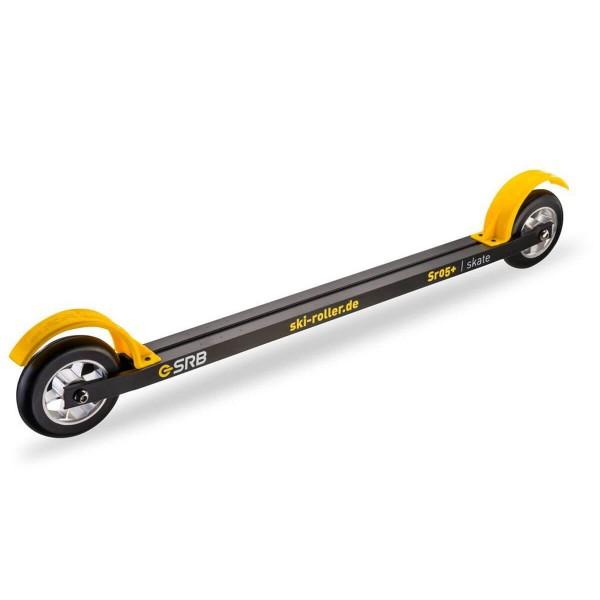 SRB SR05+ Skate Performance Skiroller Set schwarz