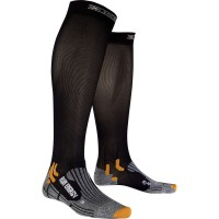 X-Socks Run Energizer Sportsocken Laufsocken schwarz