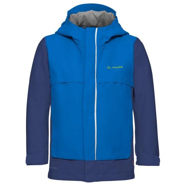 VAUDE Racoon Jacket IV Kinder Outdoorjacke blau
