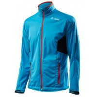 Löffler Jacke Windstopper Softshell light Softeshelljacke blau