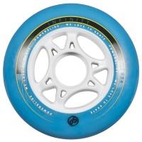 Powerslide Infinity II Inline Skates Rollen blau 84mm / 85A