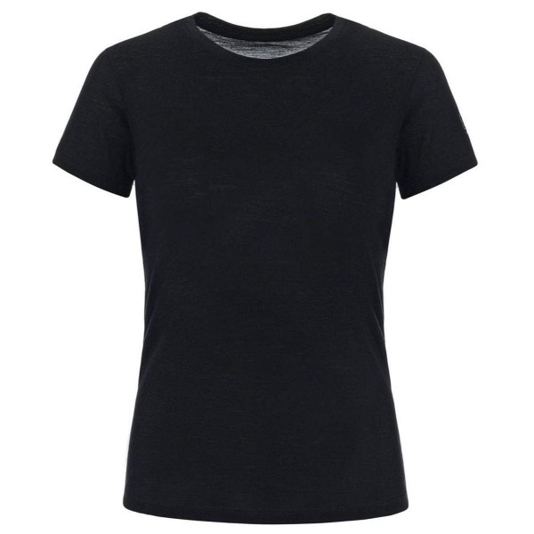 Super.Natural W Base Tee 140 Merino Damen T-Shirt schwarz