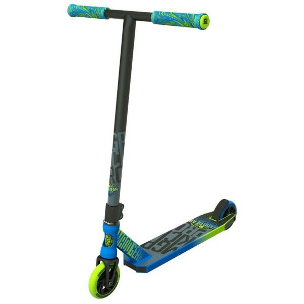 MADD Gear Kick Pro Stuntscooter blau grün