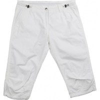 North Bend Star 3/4 Capri Damen Shorts weiß