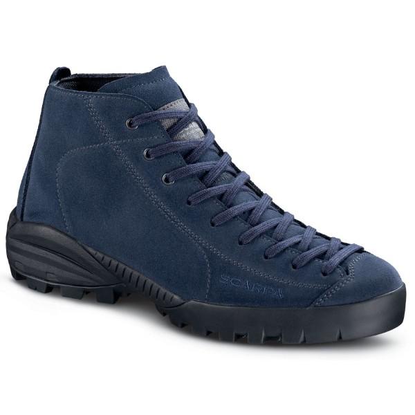 Scarpa Mojito City Mid Wool GTX Damen Winterschuhe blau