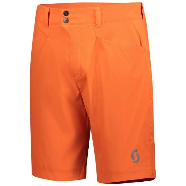 Scott Trail MTN Shorts Laufhose kurz orange