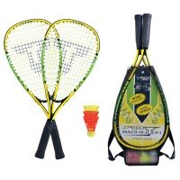 Talbot Torro Speedbadminton Set Speed 4000 gelb grün
