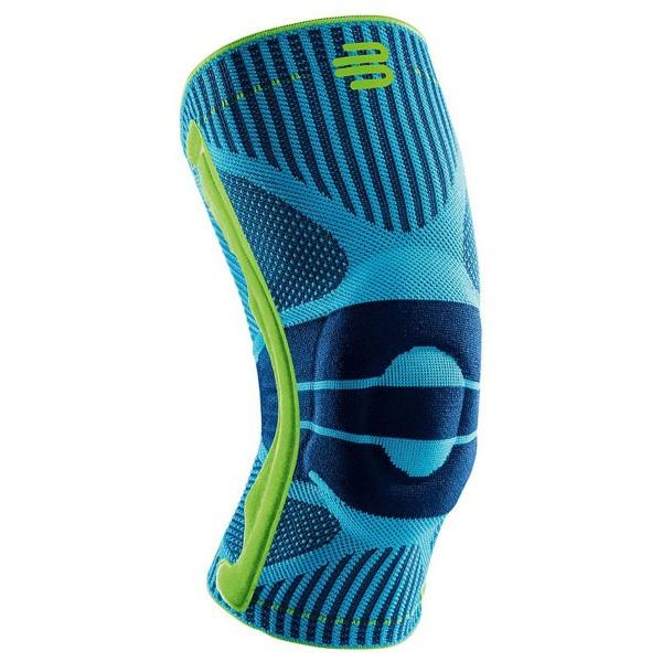 Bauerfeind Sports Knee Support Knie Bandage blau