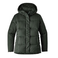 Patagonia Down With lt Jacket Damen Daunenjacke carbon