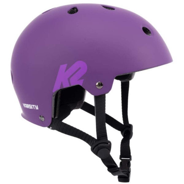 K2 Varsity Helmet Skater Helm lila