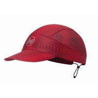 Buff Pack Run Cap R-Jam Schildmütze rot