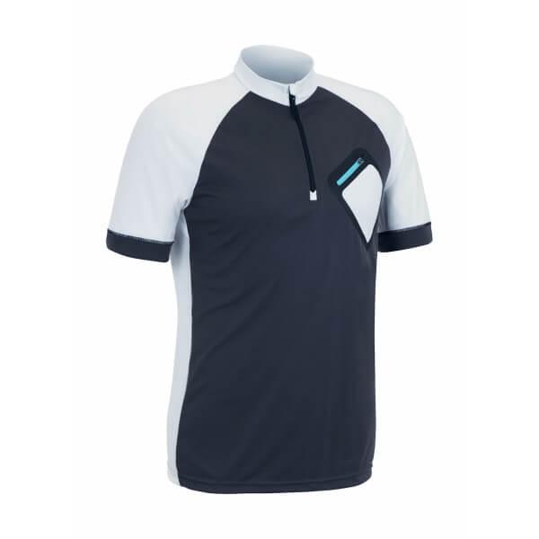 Gonso Lias Herren Bike Shirt Trikot grau Größe M