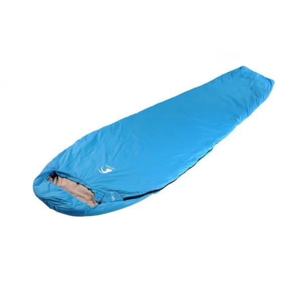 Alvivo Light 12 Polyester Schlafsack blau