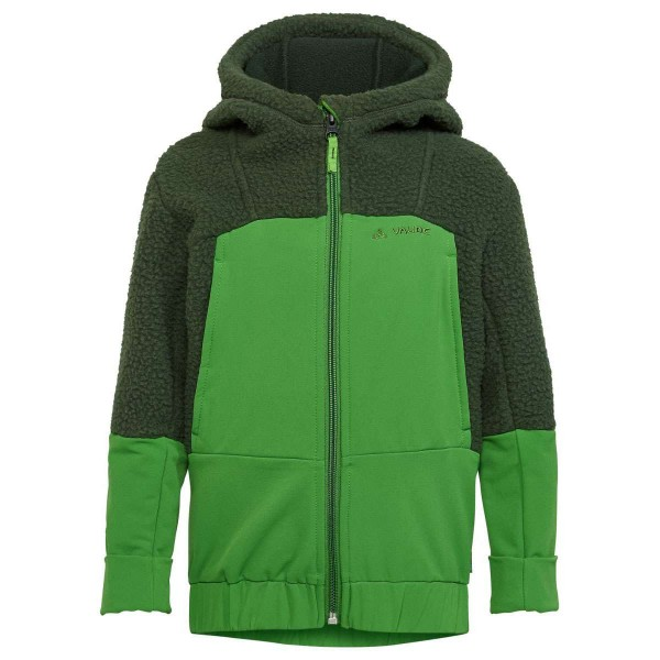 VAUDE Kids Torridon Hybrid Jacket Kinder Jacke grün