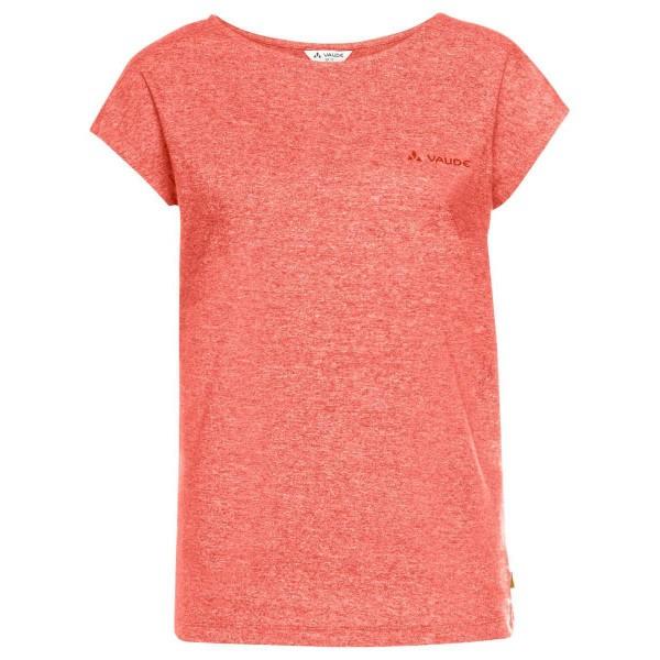 VAUDE Womens Moja Shirt III Damen T-Shirt orange
