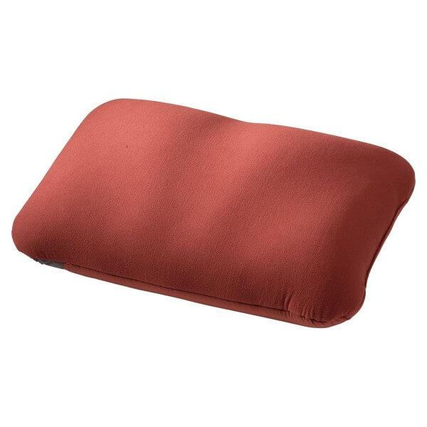Vaude Pillow M aufblasbares Kopfkissesn Trekking Backpacking rot