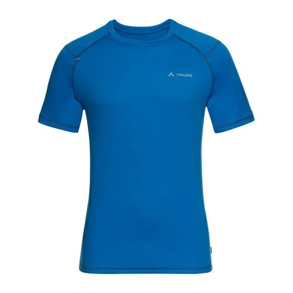 VAUDE Hallett Shirt Funktionsshirt blau