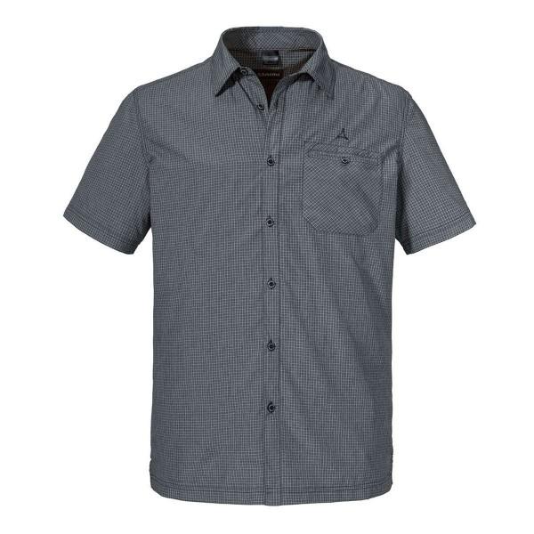 Schöffel Bregenzerwald Hemd grau