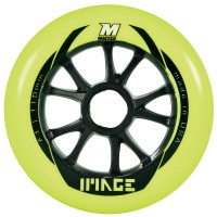 Matter Image 110mm Inline Skates Racing Wheels F1 Rollen 8 Stück Set