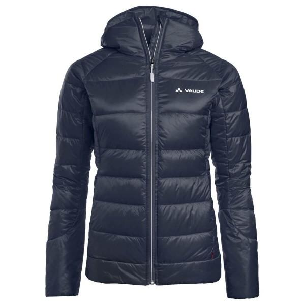 VAUDE Kabru Hooded Jacket III Damen Daunenjacke blau