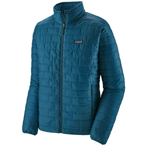 Patagonia Nano Puff Jacket Funktionsjacke blau