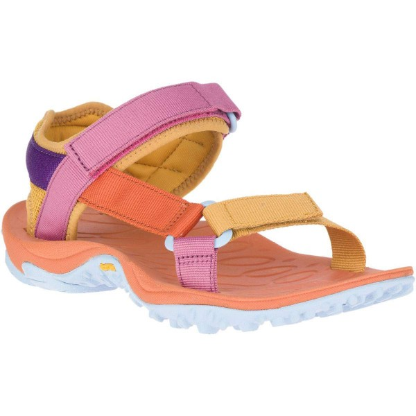Merrell Kahuna Web Damen Sandalen orange