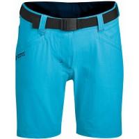 Maier Sports Lulaka Shorts Damen Wanderhose kurz blau