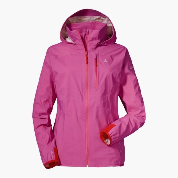 Schöffel Neufundland4 Damen Outdoorjacke pink