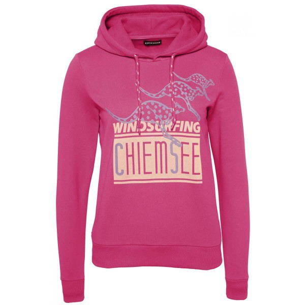 Chiemsee Angel Fire Damen Sweatshirt pink