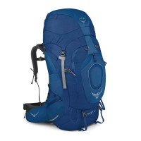 Osprey Xenith 88 Backpacking Rucksack blau