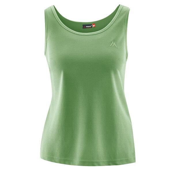 Maier Sports Petra Damen Top grün Größe 40
