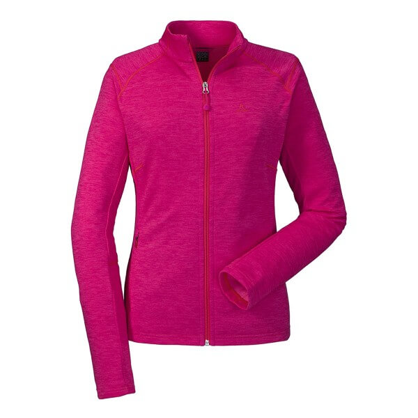 Schöffel Fleece Jacket Nagoya Damen Fleecejacke pink