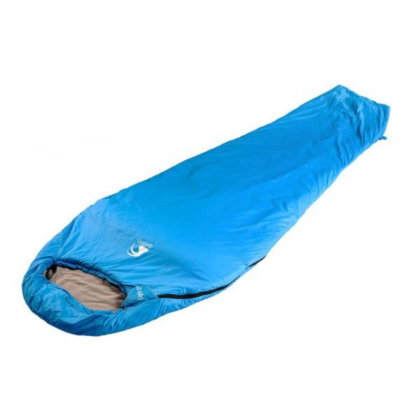 Alvivo Light 0 Polyester Schlafsack blau