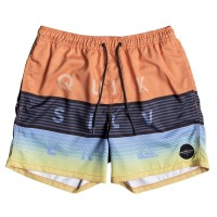 Quiksilver Word Block Volley 17 Boardshorts orange