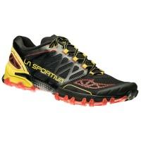 La Sportiva Bushido Trail Running Laufschuhe schwarz