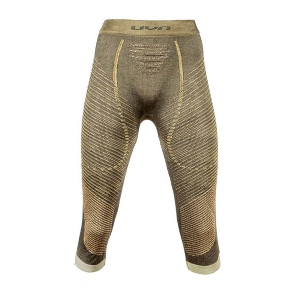 UYN Cashmere Shiny Pants Medium Damen Funktionsunterhose braun
