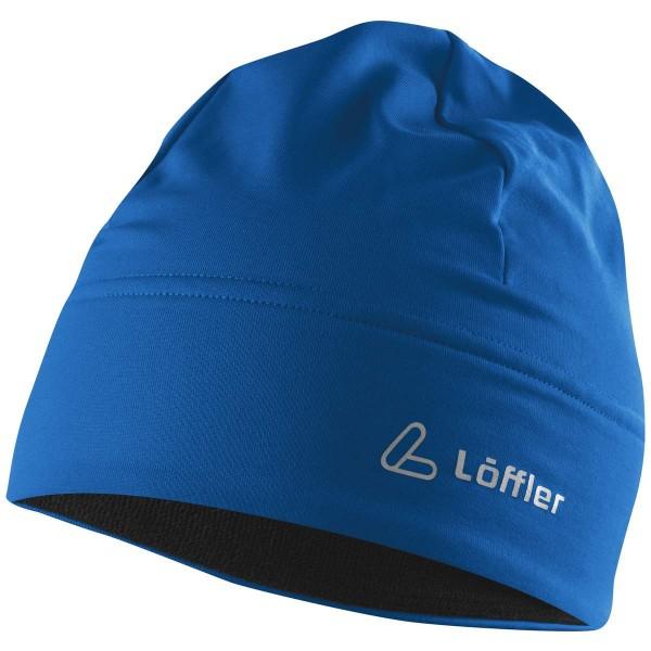 Löffler Mono TVL Hat Mütze blau