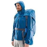 Maier Sports Jacob Fernwanderjacke Trekkingjacke blau