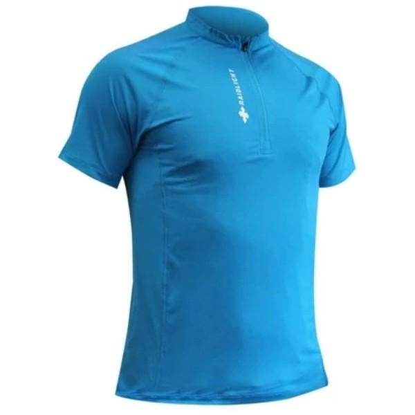 RaidLight Active Run SS Shirt Mid Laufshirt blau