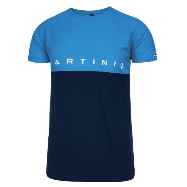 Martini Fusion Funktionsshirt blau
