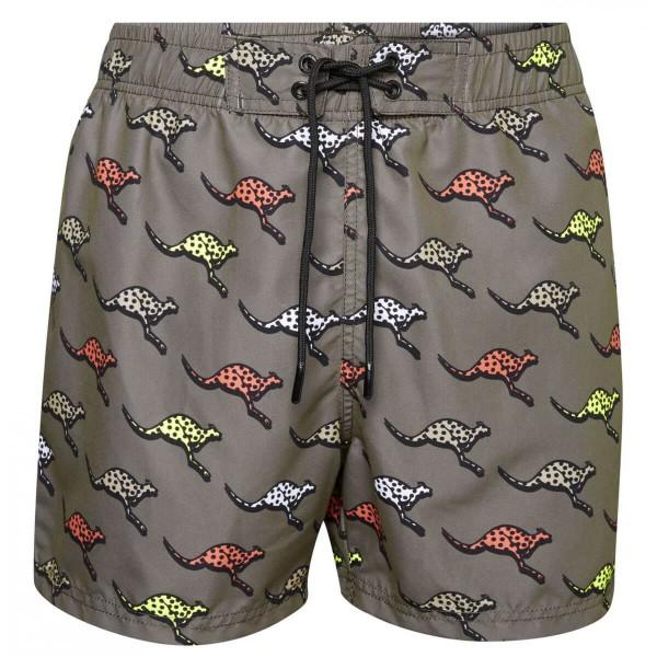 Chiemsee Efisio Swim Shorts grün orange