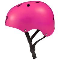 Powerslide Helmet Inline Skater Helm Allround pink