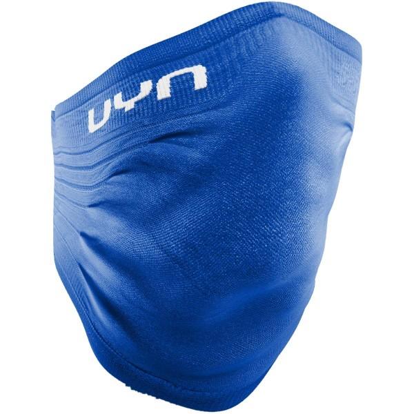 UYN Gesichtsmaske Community Mask Winter Mund-Nasenmaske blau